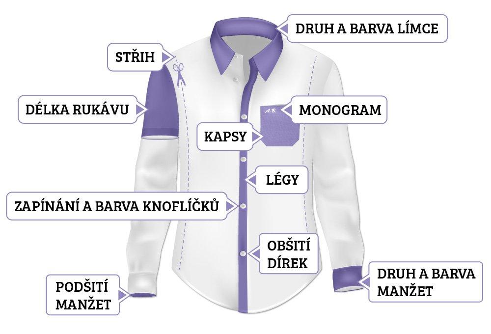 Košilenamíru.cz - Proč si vybrat košile od nás 5cf4136fa5